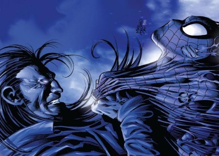 Cover di Amazing Spider-Man #526