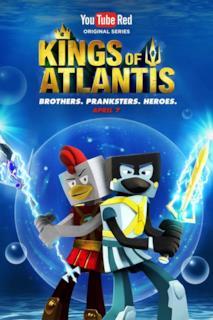 Poster Kings of Atlantis