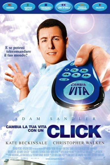 Poster Cambia la tua vita con un click