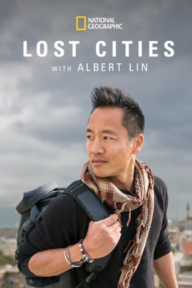 Poster Civiltà perdute con Albert Lin