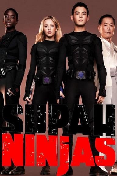 Poster Supah Ninjas