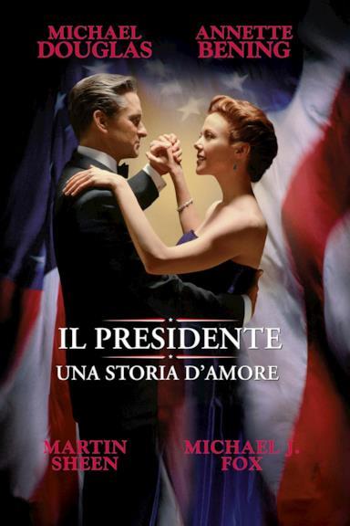 Poster Il presidente - Una storia d'amore