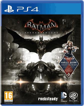 Batman Arkham Knight in offerta per PS4