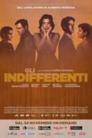 Poster Gli indifferenti