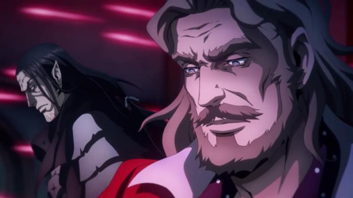 Saint Germain sta riportando in vita Dracula, mentre Varney supervisiona