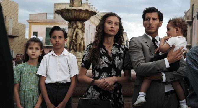 La famiglia protagonista di Baaria
