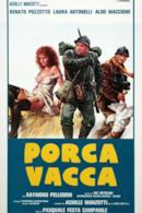 Poster Porca vacca