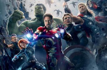 Robert Downey Jr. in una scena del primo Iron Man