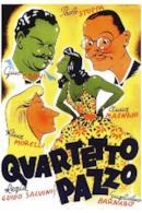 Poster Quartetto pazzo