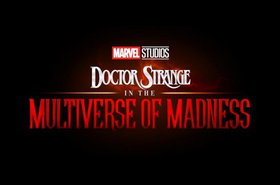 Il logo ufficiale di Doctor Strange in the Multiverse of Madness