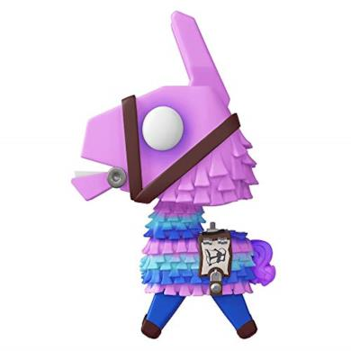 """Funko- Pop Vinile: Games: Fortnite: Loot Llama 10"""" Figura da Collezione, Multicolore"""