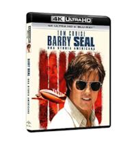 Barry Seal - Una Storia Americana (4K+Br)