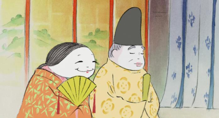 Ona e Okina nella nuova vita di palazzo