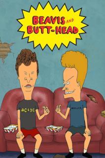 Poster Beavis & Butt-head