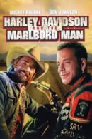 Poster Harley Davidson e Marlboro Man