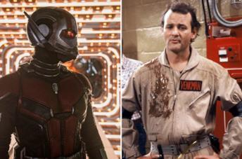 Ant-Man e Bill Murray