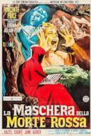 Poster La maschera della morte rossa