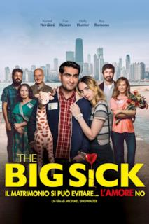 Poster The Big Sick - Il matrimonio si può evitare... l'amore no