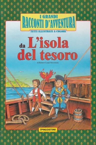 Poster L'isola del tesoro