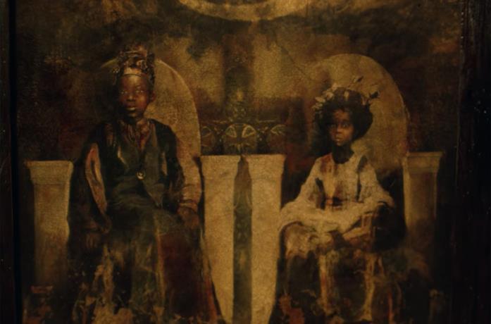 Zero: il quadro con Omar e Awa