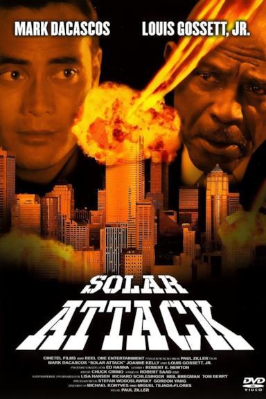 Poster Solar attack