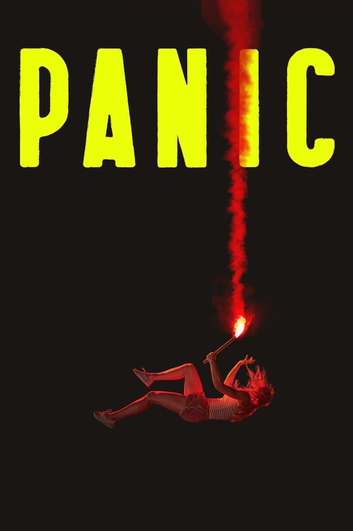 Heather Nill nella locandina di Panic