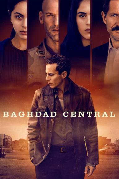 Poster Baghdad Central