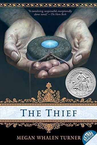 Il primo libro della saga fantasy di Megan Whalen Turner