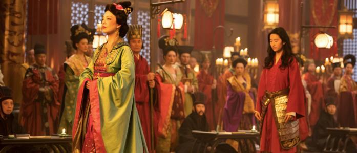 Ming-Na Wen nel film live-action di Mulan