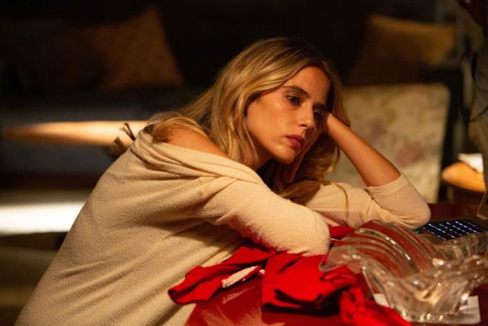 Valentina D'Agostino è Anna nella prima stagione