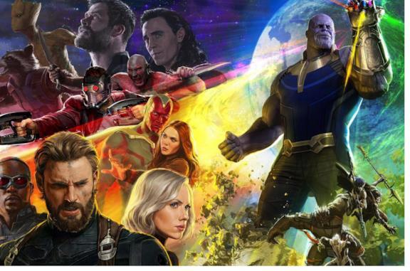 Come e quando Thanos ha raccolto le Gemme dell'Infinito nei film Marvel