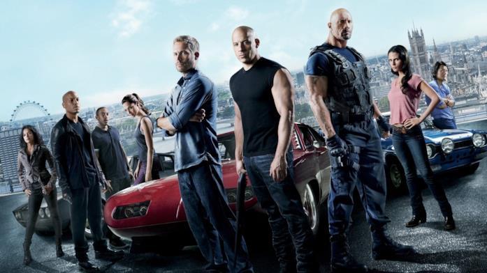 Il cast di Fast & Furious 6