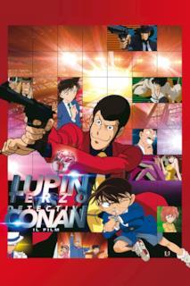 Poster Lupin Terzo vs. Detective Conan: Il film