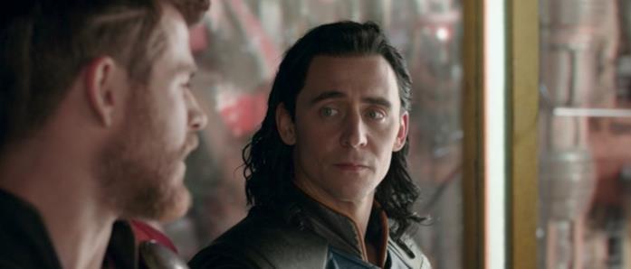 Loki a colloquio con Thor