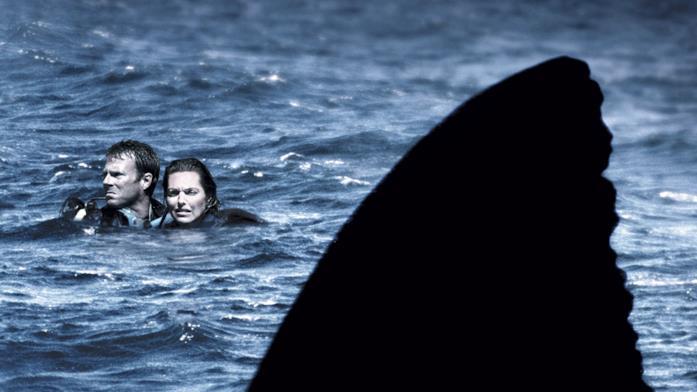 Il poster di Open Water