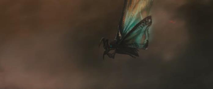 Mothra volo