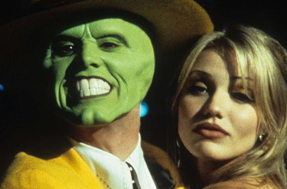 The Mask, interpretato da Jim Carrey