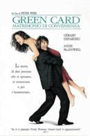 Poster Green card - Matrimonio di convenienza