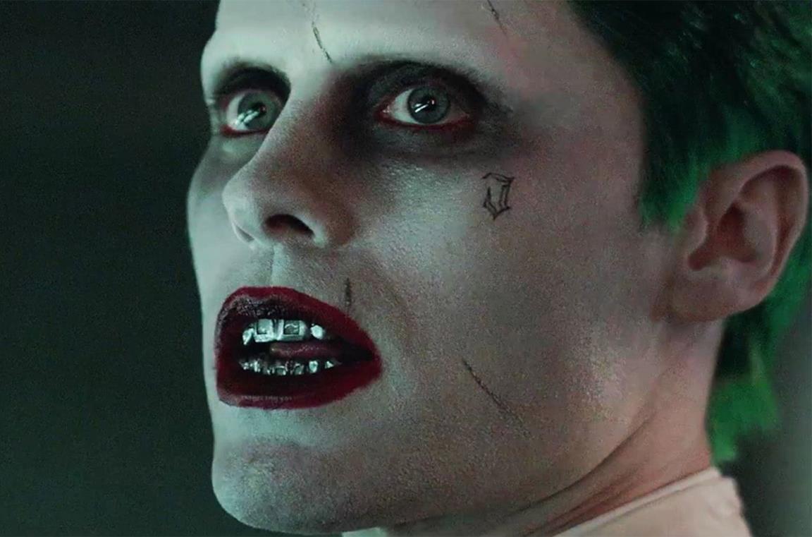 Un'immagine di Joker da Suicide Squad