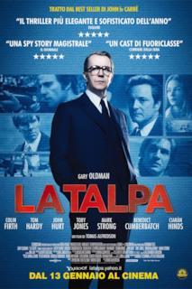 Poster La talpa