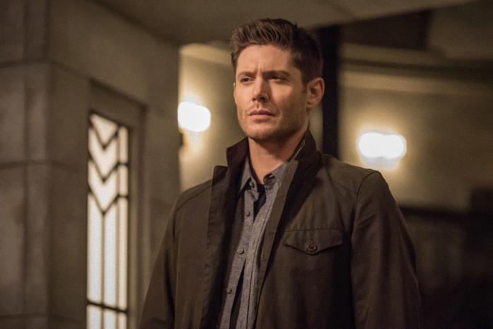 Jensen Ackles è Dean Winchester in Supernatural