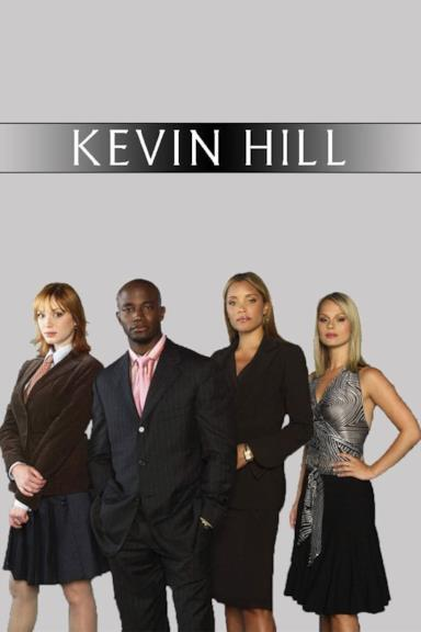 Poster Kevin Hill