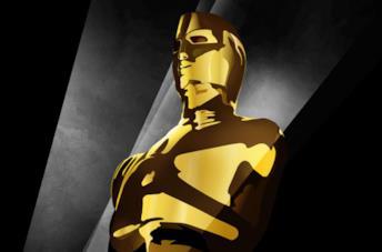 Un dettaglio del poster della Notte degli Oscar 84