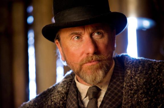 Tim Roth in The Hateful Eight