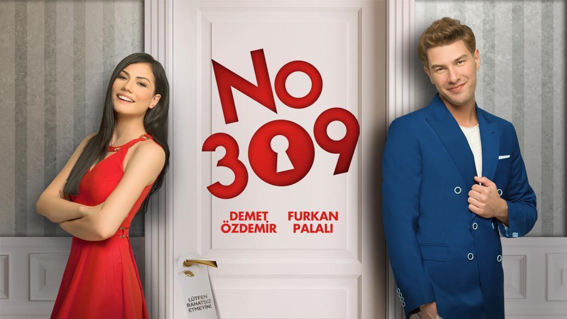 Demet Özdemir e Furkan Palalı, i protagonisti di No: 309