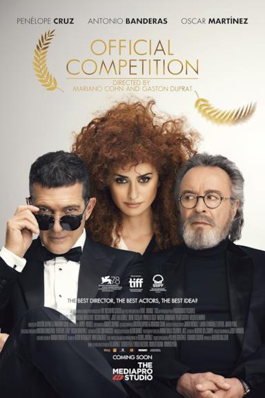 Poster Competencia Oficial