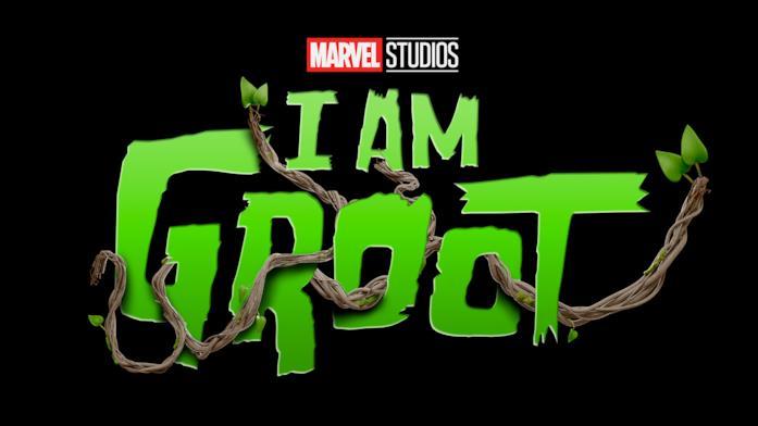 Logo di I Am Groot