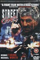 Poster Street Crimes - La legge del kickboxing