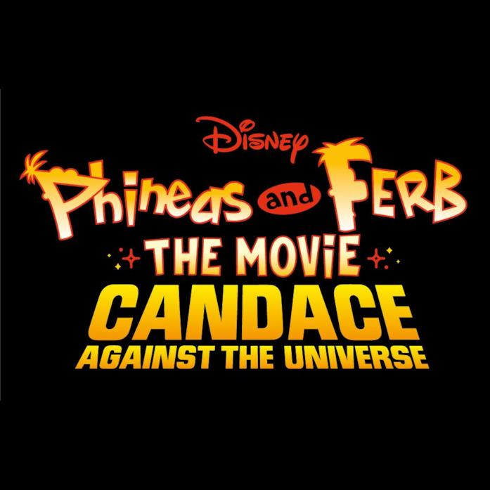 Logo Phineas and Ferb The Movie: Candace Against the Universe