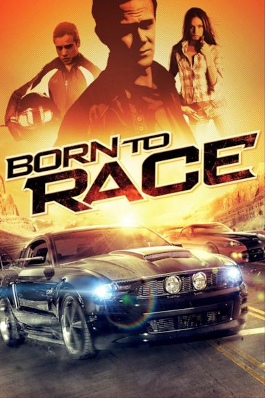 Poster Born to Race